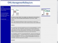 OWL.ManagementKolloquium