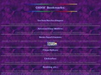 OXMXs Bookmarks