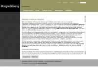 Morgan Stanley Real Estate Investment GmbH - Homepage