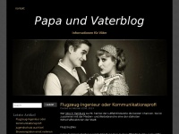 Vater und Papa Blog