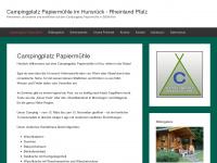 Campingplatz Papiermühle - Kirn - Hunsrück - RLP