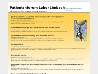 patientenforum-labor-limbach.de