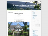 Pension-Haus-zur-Orke