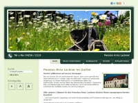 Pension Gailtal | Zimmer Gailtal - Pension Arno Lackner