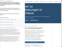 sozialleistungen.info