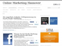 Online-marketing-deutschland.de - Online Marketing Beratung Hannover | Internet Marketing, Adwords, SEO, Social Media, Web Analytics aus Leidenschaft