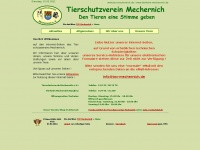 tierheim-mechernich.de