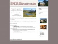 Uralub im Bregenzerwald im Gästehaus Pfandl in Au Schoppernau Zimmer - Ferienwohnung - Gästehaus Pfandl Zimmer - Ferienwohnung in Au Schopperanu im Bregenzerwald
