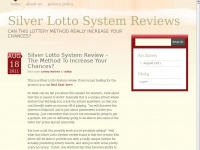 silverlottosystemreviews.org