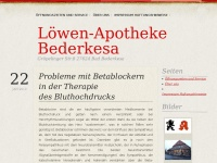 loewenapothekebederkesa.wordpress.com