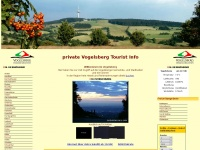 Vogelsberg Tourist Info - Online Reiseführer Vogelsberg