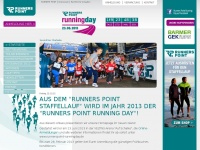 Startseite - RUNNERS POINT Running Day, VELTINS Arena