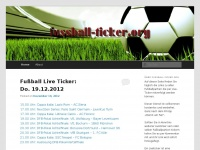 Fussball Ticker