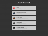 sursum-corda.fr