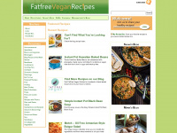 Fatfreevegan.com - Fatfree Vegan Recipes