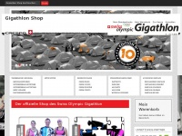Gigathlon Shop -  Home page