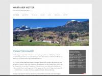WARTAUER WETTER | Alles rund ums Oberschaner Wetter