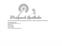 westparkapotheke.com