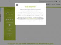 Ferienpark und Campingplatz Bad Sonnenland in Moritzburg  - vor den Toren Dresdens