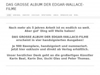 DAS GROSSE ALBUM DER EDGAR-WALLACE-FILME - HOME