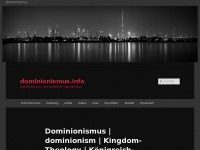 Dominionismus