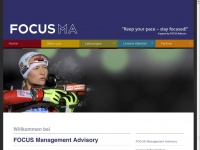 FOCUS Management AdvisoryStartseite