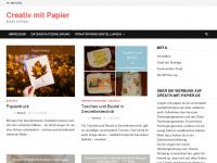 Creativ mit Papier | Basteln mit Papier - wie vor 100 Jahren