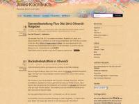 Jules Kochbuch | Rezepte Ideen und mehr
