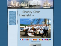 Shanty-chor-hiesfeld.de - Shanty Chor Hiesfeld, 1&1 do it yourself homepage