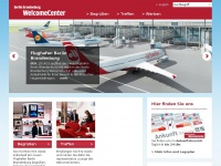 Berlin Brandenburg WelcomeCenter - Start