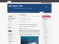 DiveBase U-96 | Tauchen rund um den Attersee … und einiges mehr