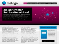 metrigo | Performance Display & Real Time Bidding