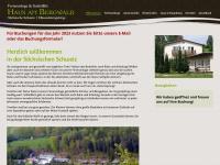ferienanlage-bergwald.de