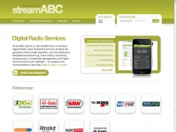 streamABC - Digital Radio Audio Streaming-Services