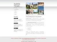 Hautklinik-Therapie - Dermatologie & Allergologie - Spezialklinik Neukirchen in D-93453 Neukirchen b. Hl. Blut