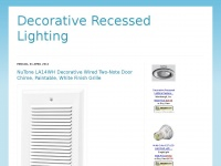 decorative-recessed-lighting.blogspot.com