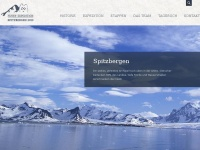 Home - Husky-Expedition Spitzbergen 2013