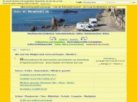 Solo im Reisemobil + Single im Wohnmobil + Wohnmobil-Solisten-Forum