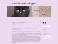 maedchenhaftes Bloggen