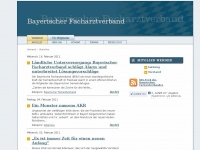 Bayerischer Facharztverband: Aktuelles