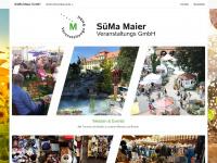 Suema-maier.de - SüMa Maier Messen Märkte und Events GmbH