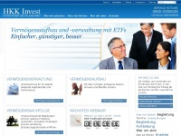 HKK INVEST | Verm&ouml;gensverwaltung, Finanzen, Investment, B&ouml;rse | HKK-Invest