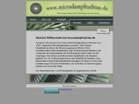 microdampfturbine.de