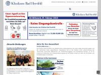 klinikum-bad-hersfeld.de