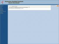 Hessischer Handballverband - Bezirk Darmstadt - Main - Home Page
