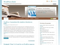 wordpress-buch.de Thumbnail