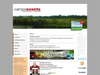 Campo Events - Entertainment + Promotion
