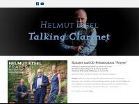 Helmut Eisel | Talking Clarinet