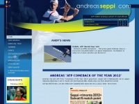 ANDY'S NEWS - Andreas Seppi - Tennis - Italy