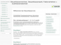 steuerklassen.biz
